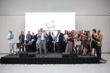 Opening ceremony of Sculpture Line 2018